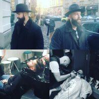 Beard & moustache trim
