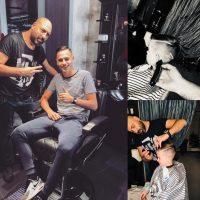 children's haircut & styling