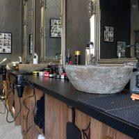 mido barbershop amenities