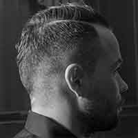 quality haircut for men